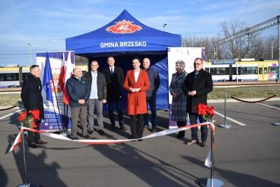 Parking Park&Ride oficjalnie otwarty