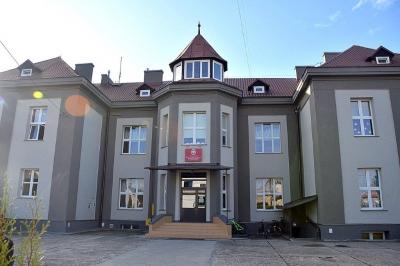 Termomodernizacja Urzędu Miejskiego i Szkoły Podstawowej w Mokrzyskach 2